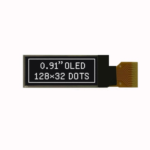 China Supply 0.91 Inch OLED Display