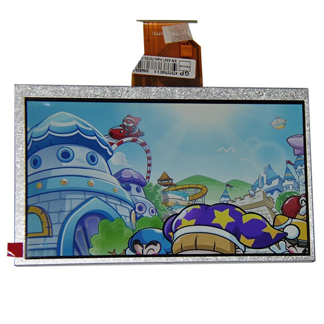 6.2 inch 800*480 TFT LCD Display