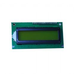 16x2 Character LCD Display