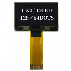 "1.54"" 128*64 OLED Display"