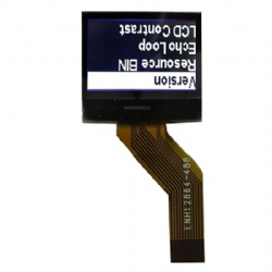 128x64 Pixels LCD Display Module
