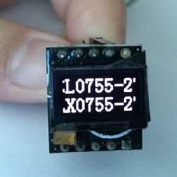 60x32 0.5 Inch OLED Display Modules