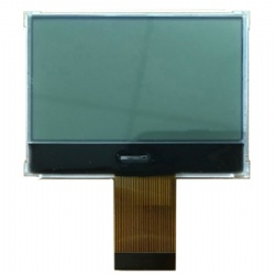 128x64 Graphic Monochrome LCD Display
