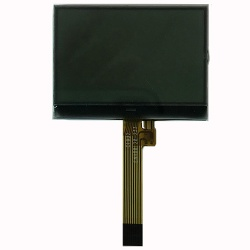 Custom 6 Digit 7 Segment LCD Display