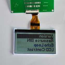 Standard 128x64 Graphic Low Power Monochrome LCD