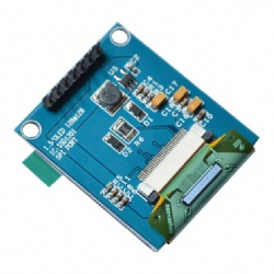 1.27 inch Full Color OLED module