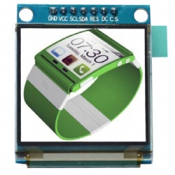 1.50 inch Full Color OLED Module
